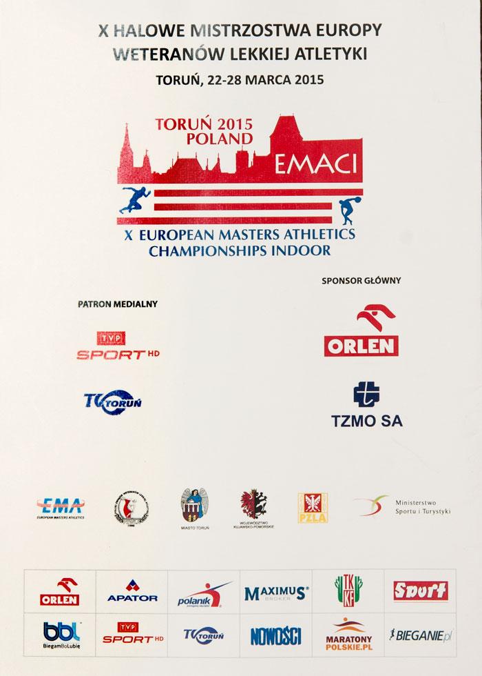 X Halowe Mistrzostwa Europy Weteranów Lekkiej Atletyki